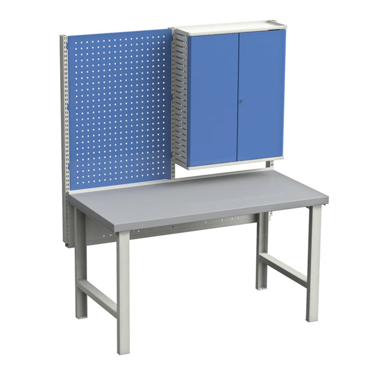 Workshop Workbench For Heavy Duty Uses Treston